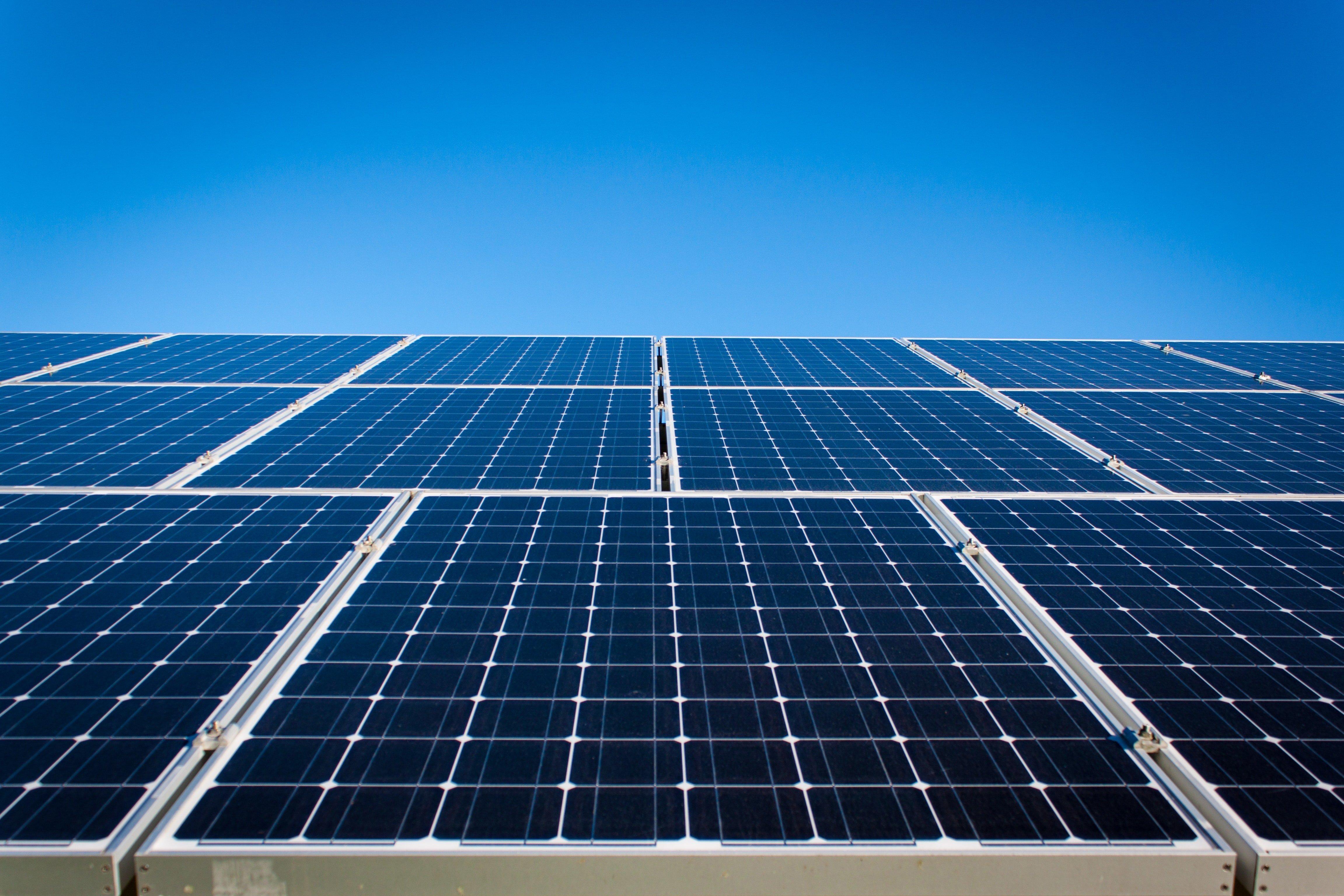 zonnepanelen in de zorg